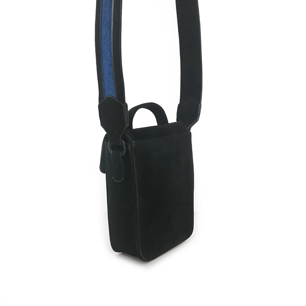 Noir Desire, Danish Design Bag ND Antony Black #2 - Crossbody bag