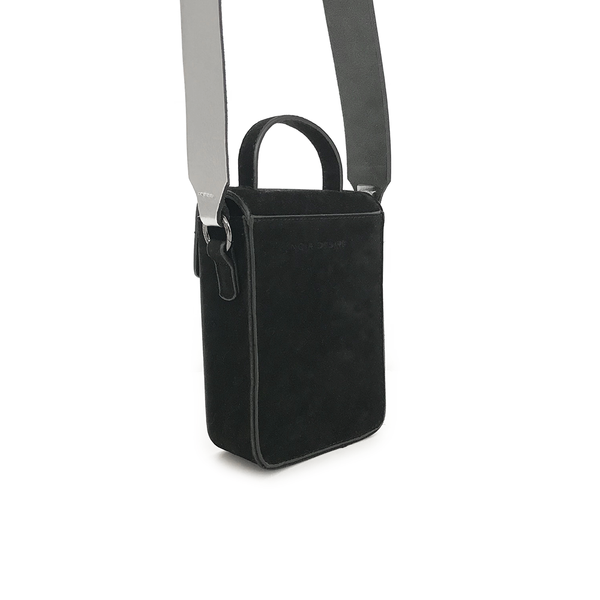 Noir Desire, Danish Design Bag ND Antony Black #5 - Crossbody bag