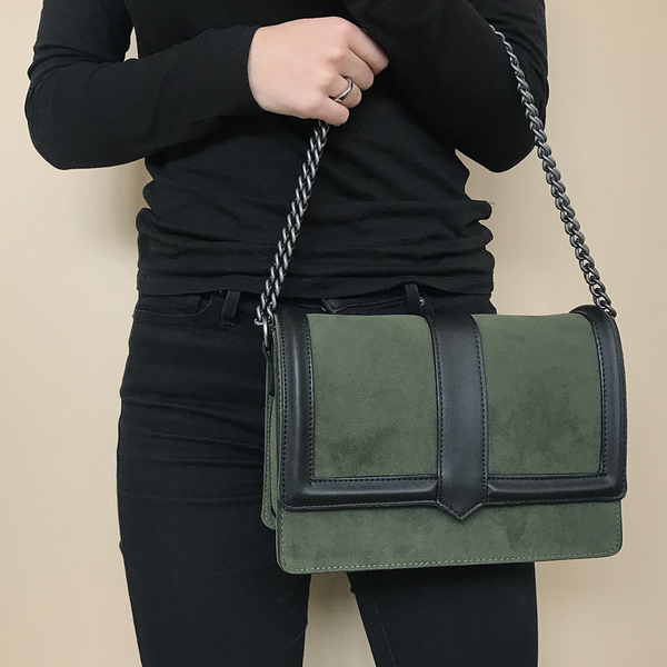 Noir Desire, Danish Design Bag ND Laval #10 - Crossbody and shoulder bag