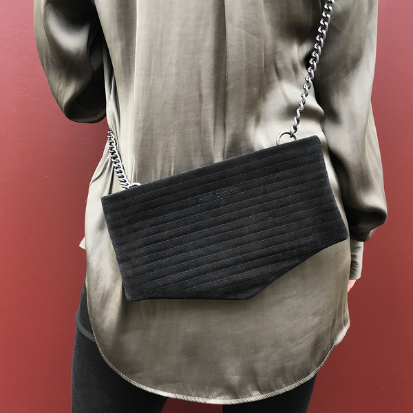 Noir Desire, Danish Design Bags ND bag #4 clutch, crossbody, shoulderbag