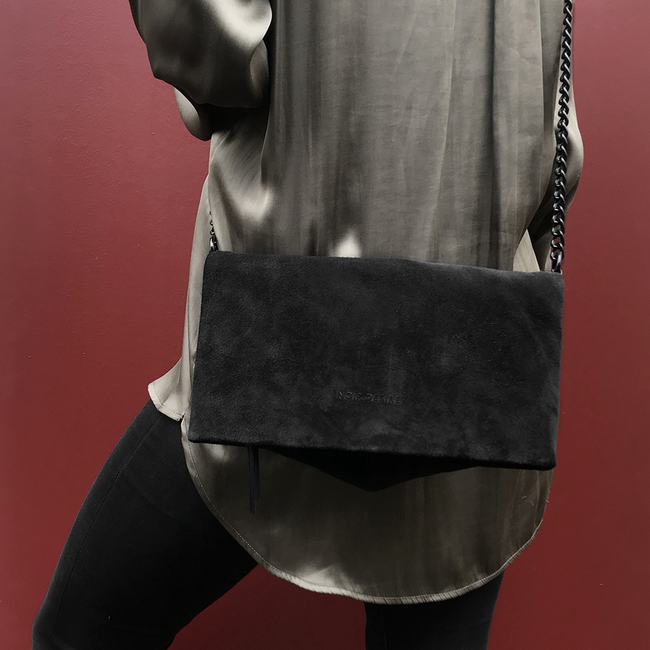Noir Desire, Danish Design bags ND folded bag #10 - Clutch, crossbody, shoulderbag