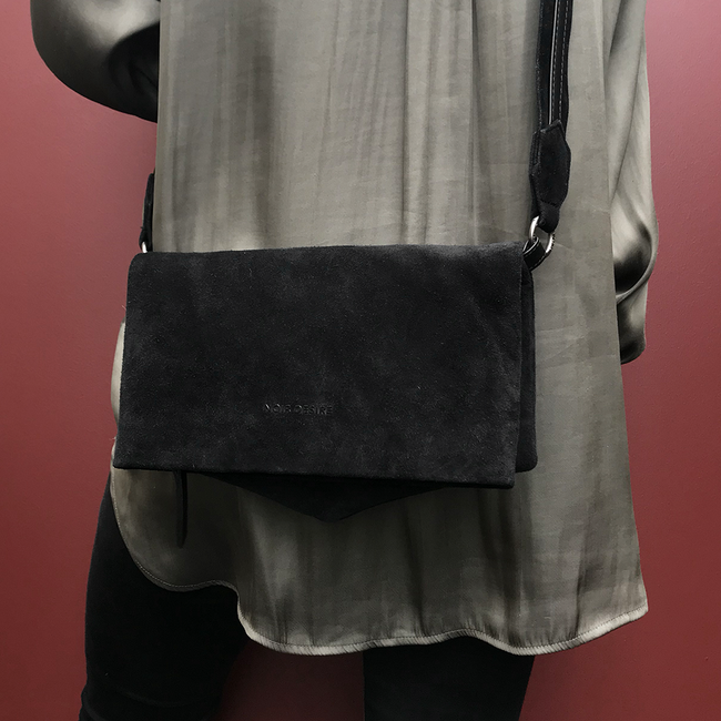 Noir Desire, Danish Design Bags ND folded bag #11 - Clutch, crossbody, shoulderbag