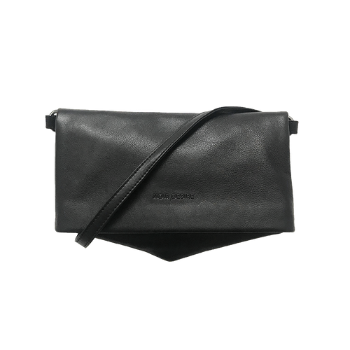 Noir Desire, Danish Design Bags ND folded bag #2 - Clutch, crossbody, shoulderbag