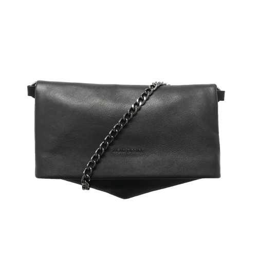 Noir Desire, Danish Design Bags ND folded bag #3 - Clutch, crossbody, shoulderbag