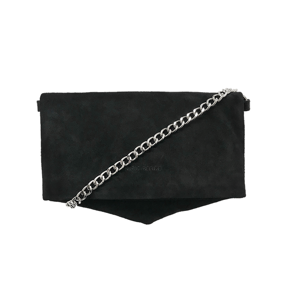 Noir Desire, Danish Design Bags ND folded bag #9 - Clutch, crossbody, shoulderbag