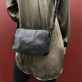 Noir Desire, Danish Design Bags ND Lunel sort #3 - crossbody bag
