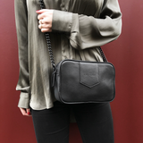 Noir Desire, Danish Design Bags ND Lunel sort #4 - crossbody bag