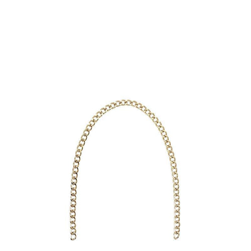 Noir Desire, Danish Design Chain 60 cm curb crossbody chain -  gold