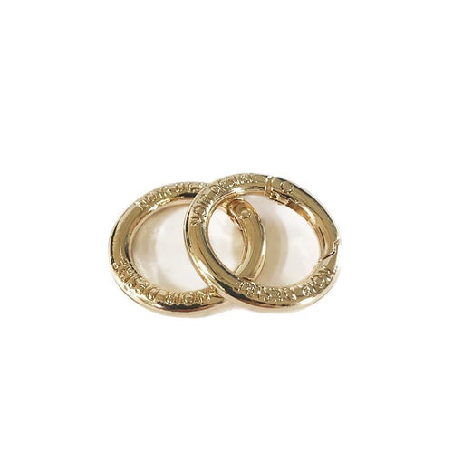 Noir Desire, Danish Design open rings Default Title Open rings 2 pcs. - Gold