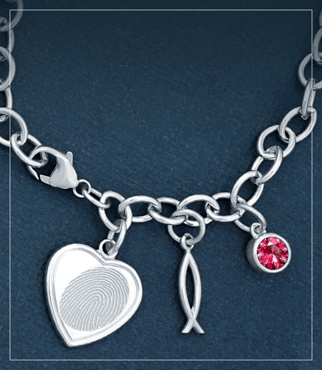 Legacy Touch Fingerprint Jewelry and Keepsakes – LegacyTouch