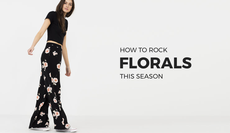 Your One-Stop Guide to Rocking Florals this Season