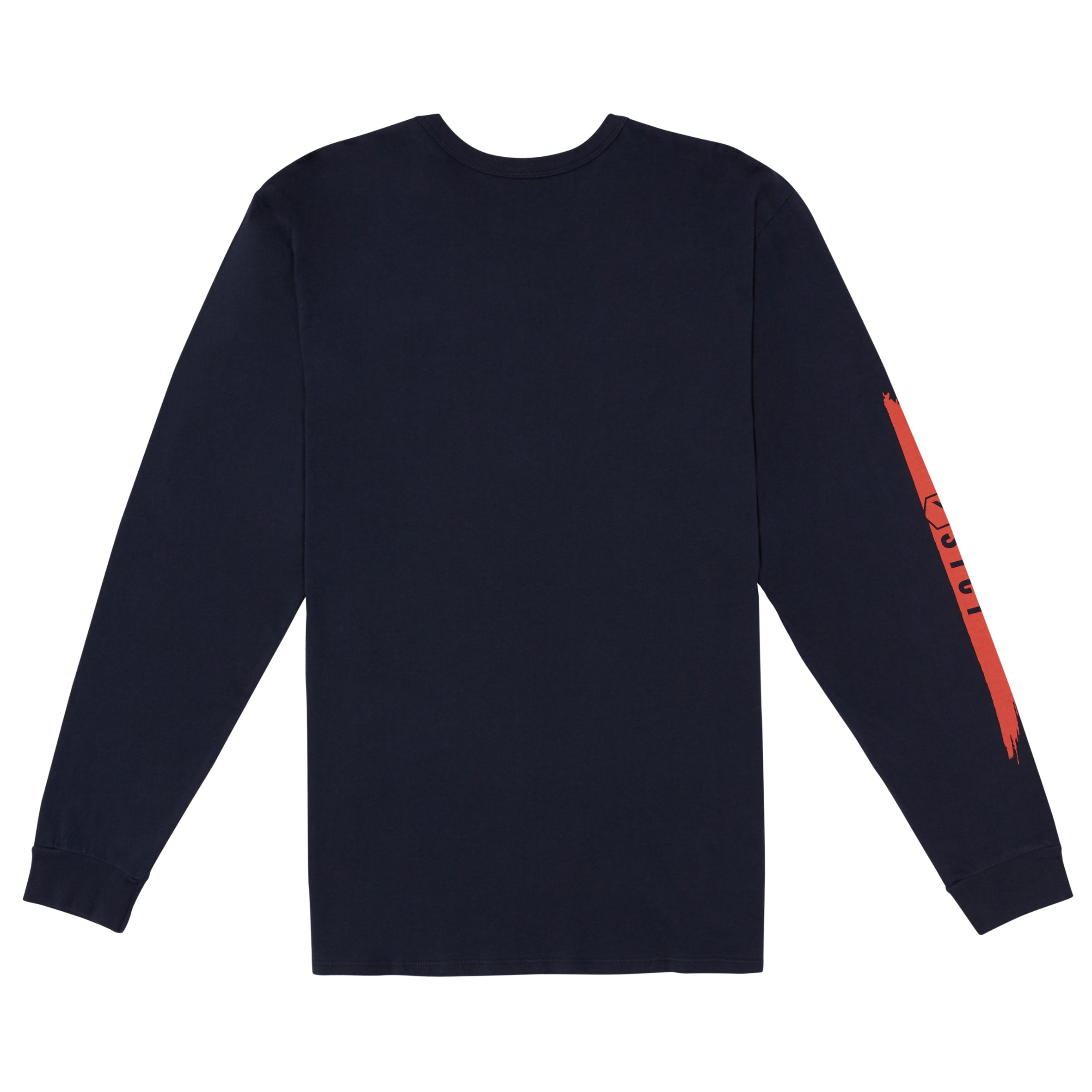 SLASH 2 L/S TEE - NAVY