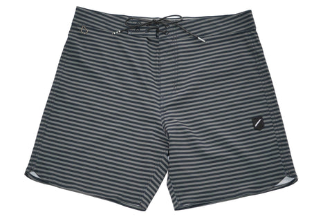 "FOUNDATION MINI FEEDER BOARDSHORT 19"" - BLACK/ARMY"