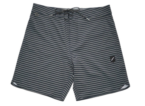 "FOUNDATION MINI FEEDER 17"" BOARDSHORT - BLACK/ARMY"