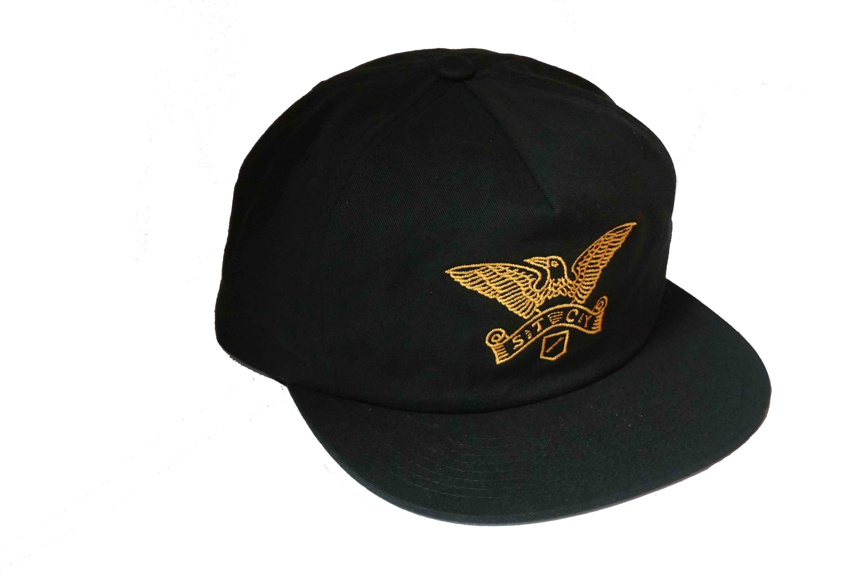 EAGLE CAP - BLACK