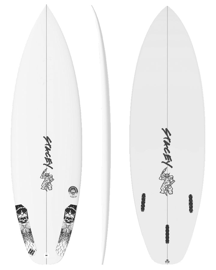 Stacey Surfboards - Machine Head
