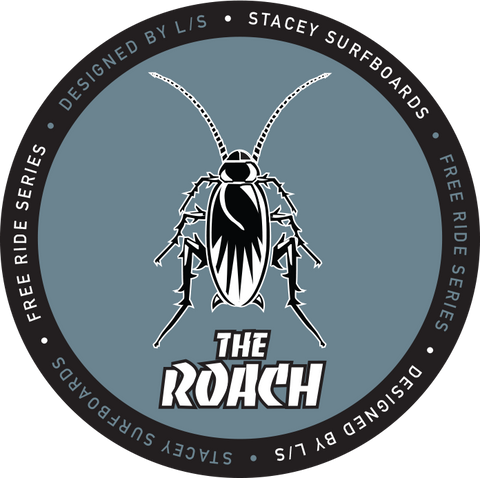 Stacey Surfboards - The Roach
