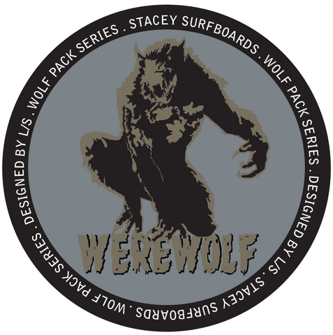 Stacey Surfboards - Werewolf Step-Up