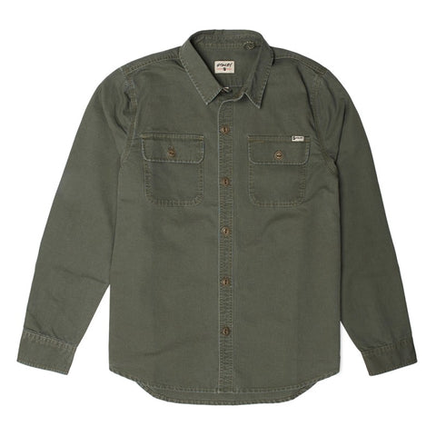 Stacey Workman Shirt - Army