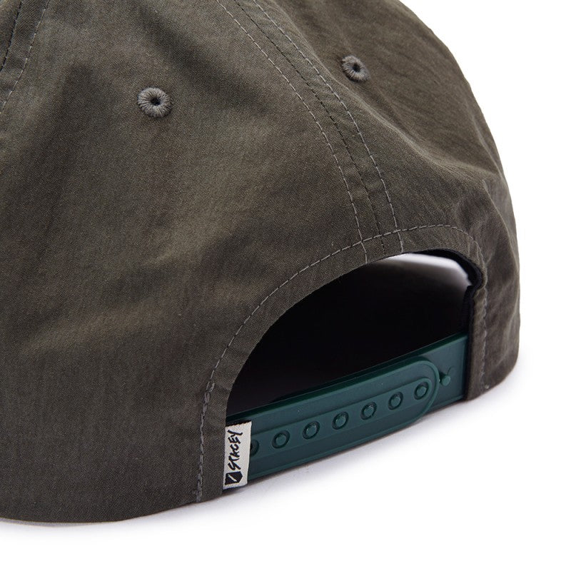 Stacey Good Bones Snapback - Charcoal