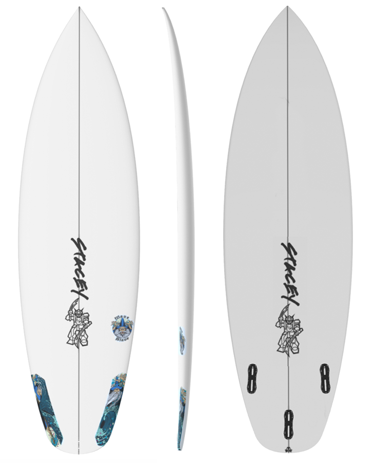 Stacey Surfboards - Wave Slave
