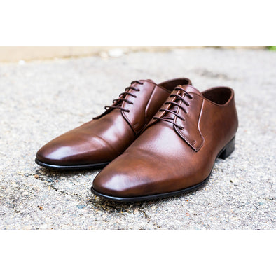 Gingers for Gentlemen Dylan leather derby