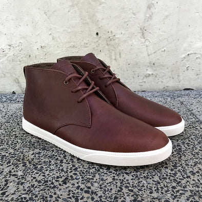Strayhorn Chestnut Leather - Gingers & Providence