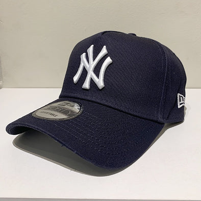 NY Yankees A Frame 9FORTY Snapback Navy - Gingers & Providence