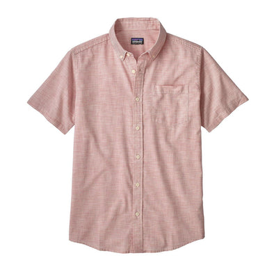 Lightweight Bluffside Shirt - Jib Stripe Static Red