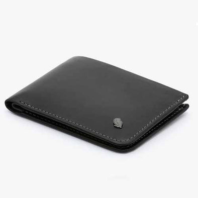 Hide & Seek Wallet with RFID - Black