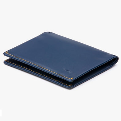 Slim Sleeve Wallet - Blue Steel