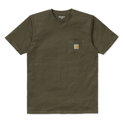 S/S Pocket T Shirt - Cypress
