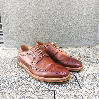 Alvaro Brogue Brown 1634