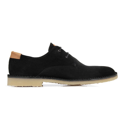 Angus Suede Derby