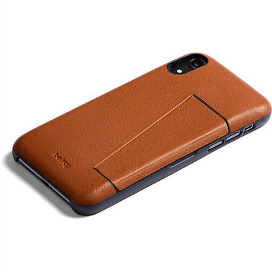 Phone Case 3 Card iPhone XR - Caramel - Gingers & Providence
