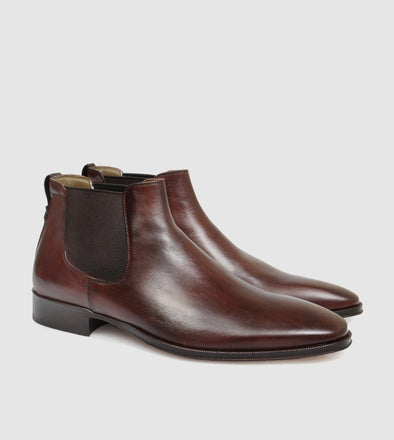 Cesar Chelsea Boot Brown