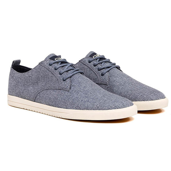 Ellington Textile Navy Chambray