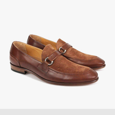 Clynton Loafer Tan
