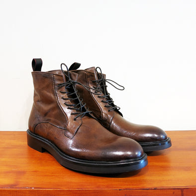Craftsman Lace Up Boot.