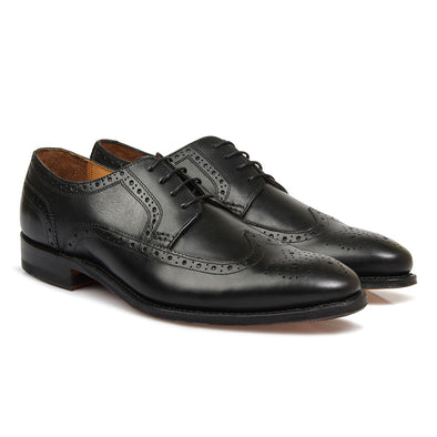 Davenport Black Brogue