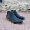 Harrow 3 Black Nubuck Chelsea Boot - Gingers & Providence