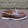 Kennedy Boat Shoe - Brown - Gingers & Providence