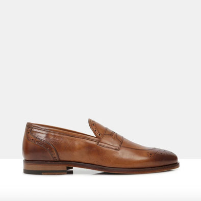 Keon Loafer Tan