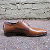 Mills Leather Derby - Tan - Gingers & Providence