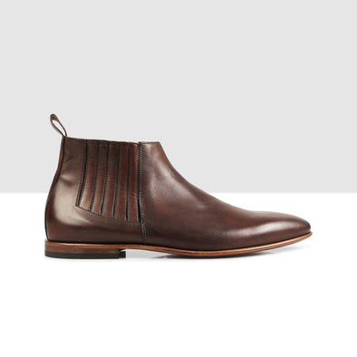Murray Chelsea Boot Brown