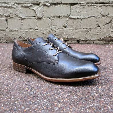 Pacifico Leather Derby - Brown - Gingers & Providence