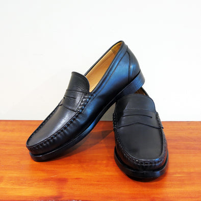 Penny Loafer Black