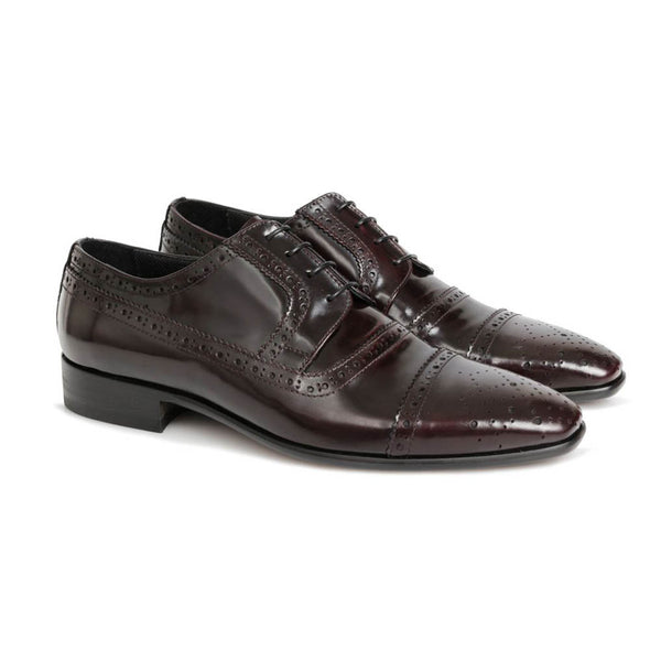 Pike Brogue Bordo