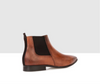 Ponst Chelsea Boot Tan