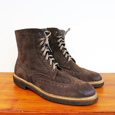 Spectre Lace Up Brogue Boot